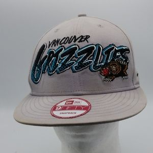 New Era Vancouver Grizzlies 9Fifty hat one size
